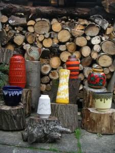 Fat Lava for sale on eBay Scheurich Vase Retro 1960s plant pot ceramics