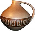 Ruscha 131 315 Fat Lava Ceramic Pottery Vase Jug
