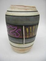 Bay 602-10 Purple West German Vase