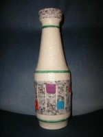 Bay 648-25 1950s w German Vase