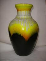Bay 66-40 yellow and black fat lava