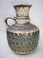 Bay 77-17 Fat Lava Vase