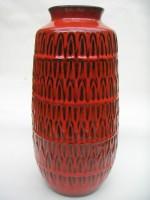 Bay 905-30 Red Fat Lava Ceramics
