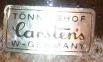 Carstens Silver Foil Label