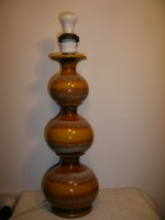 Carstens - Unmarked Lamp Base