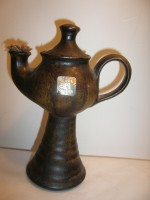 Carstens - Unmarked Oil Burner