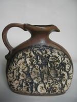 D & B 97-18 Organic Fat Lava Form Vase