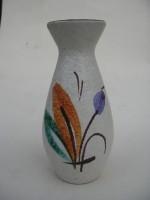 Jasba 522-15 1950s West German Vase