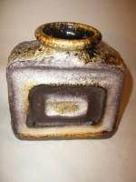 Jopeko U1-12 Fat Lava Vase West German