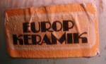 Scheurich Label - Europ Keramik