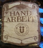 Ü Keramik - Paper Sticker, hand made range