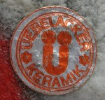 U Keramik - Silver Foil Sticker