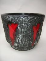 Italian Plant Pot West German Art Pottery