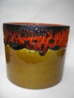 Roth 11-3 Plant Pot West German Ceramic Pottery