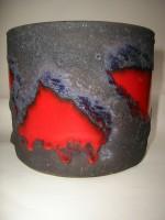 Roth 11-3 Plant Pot West German Fat Lava