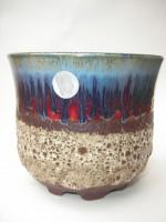 U Keramik 216-15 Plant Pot West German Pottery