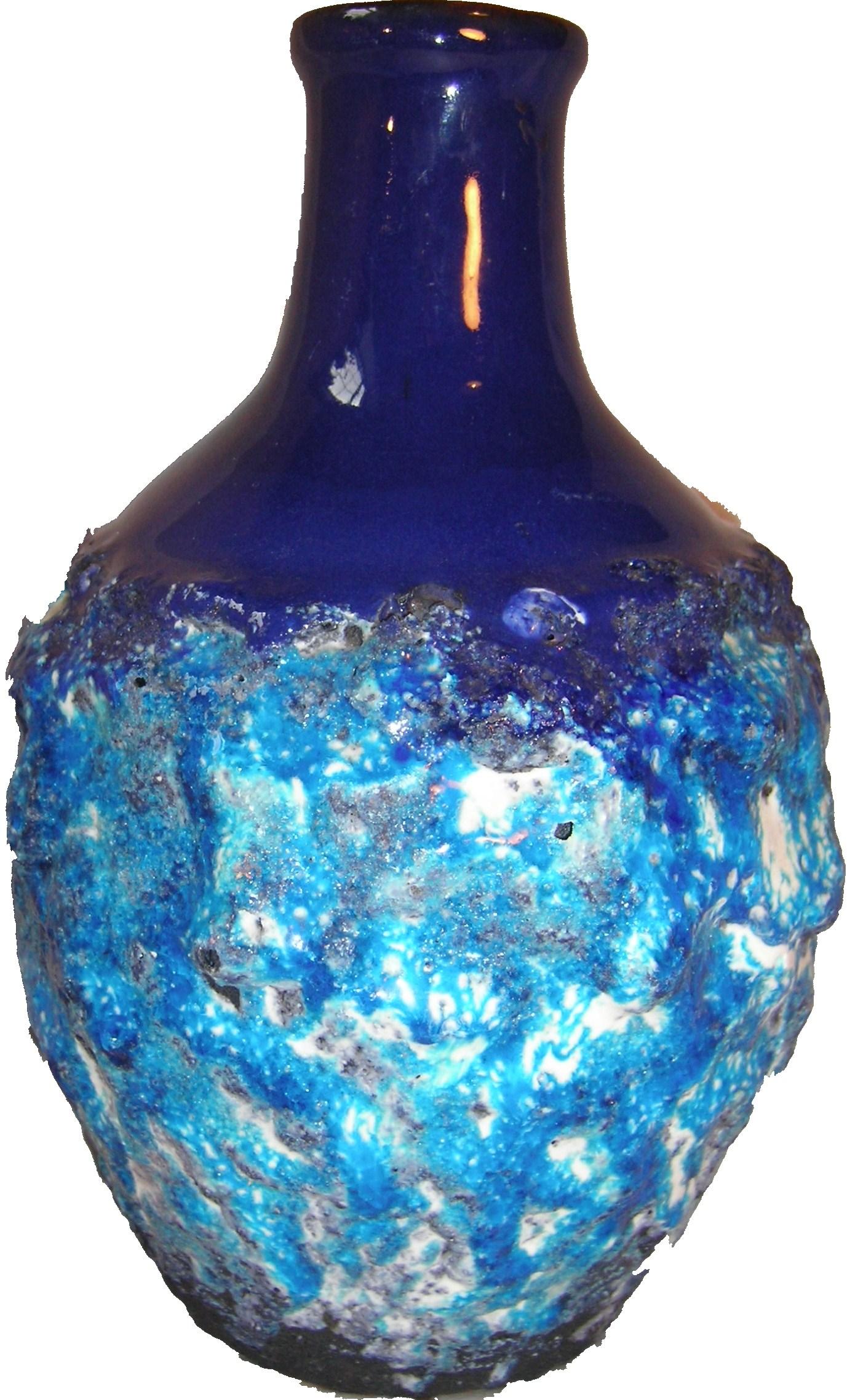 Marei 4100 – Capri Glaze Decor Fat Lava Ceramics Pot vase   Pots And ...