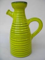 Marei 8304 Yellow Tea pot West German
